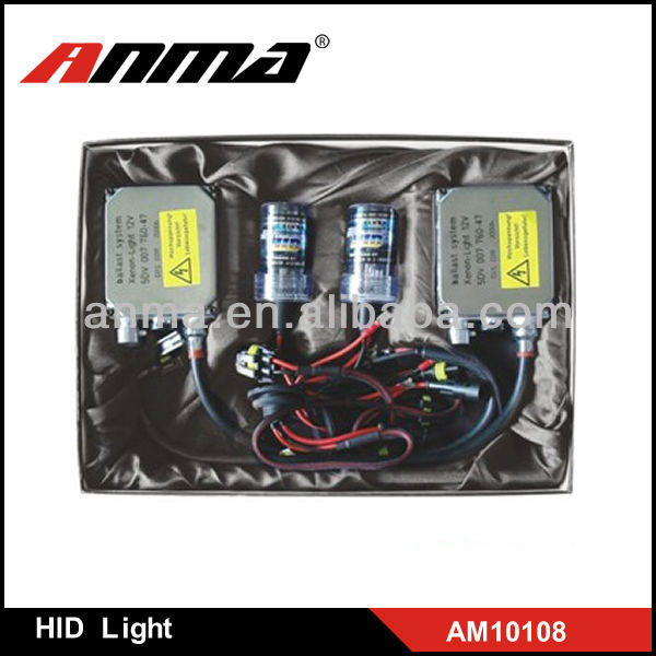Best quality of AC 12V 24V hid light kit professional large factory in China