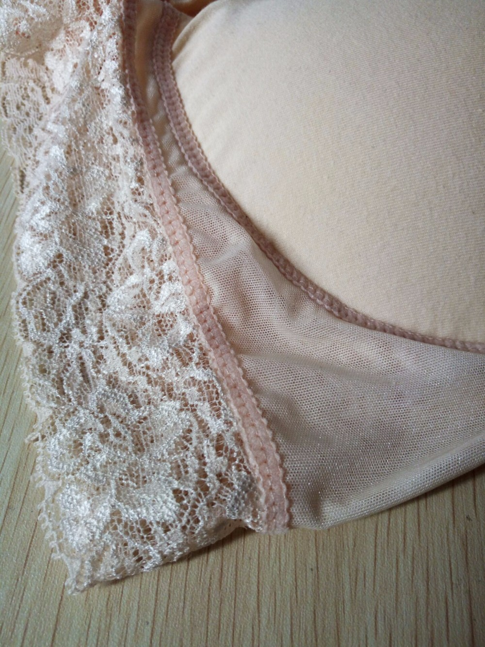 Womens Seamless Sexy Butt Lifter Padded Lace Panty Enhancer Underwear Girls lace Booty Booster Briefs 9