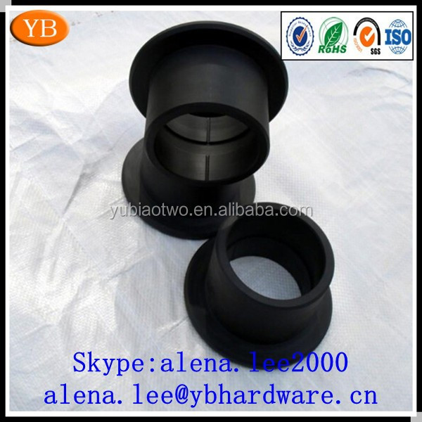Customized ptfe bronze bushing teflon bushing ISO9001:2008