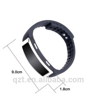 Wholesale good quality recording bracelet from QZT factory