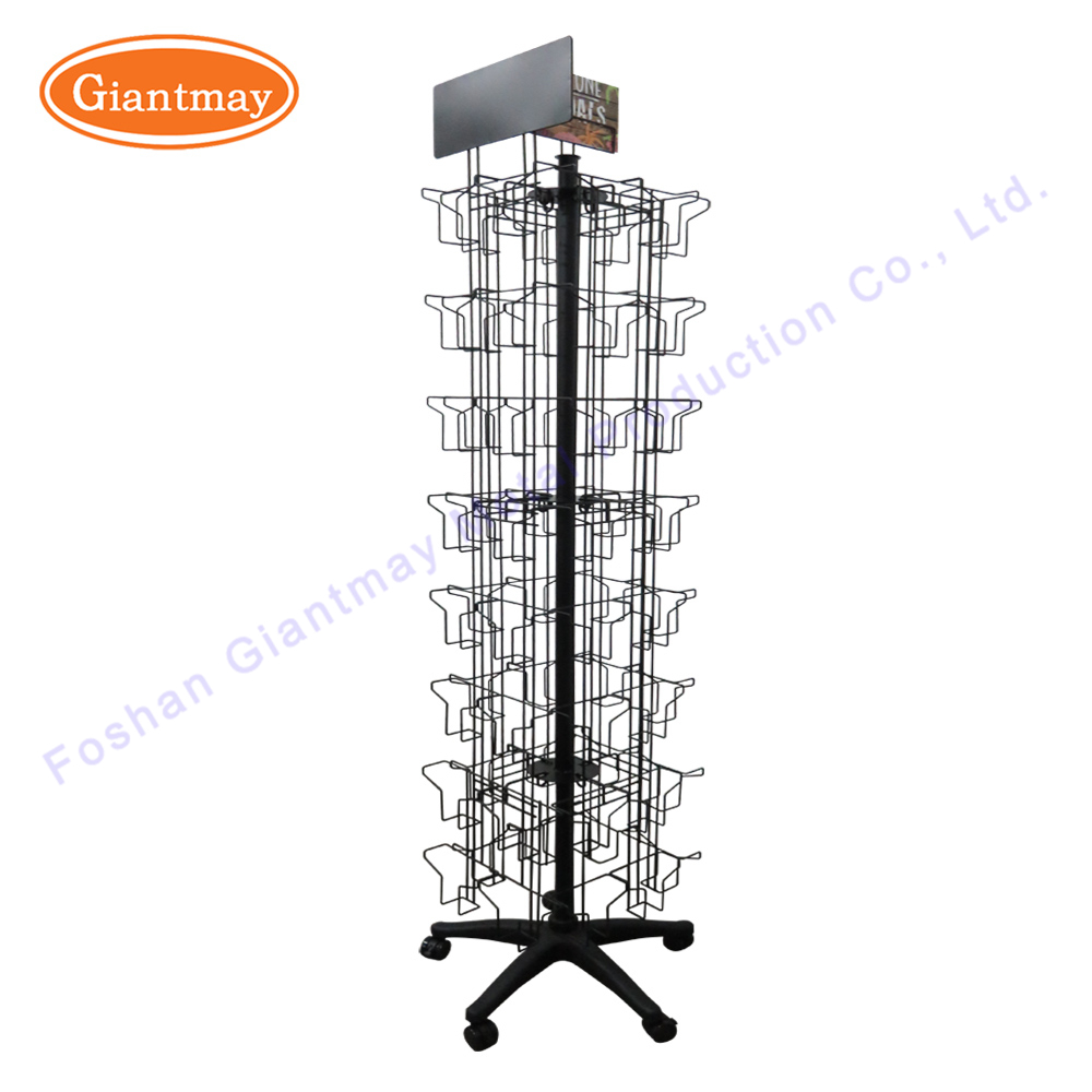 Spinning Greeting Card Display Stand Spinning Greeting Card Display