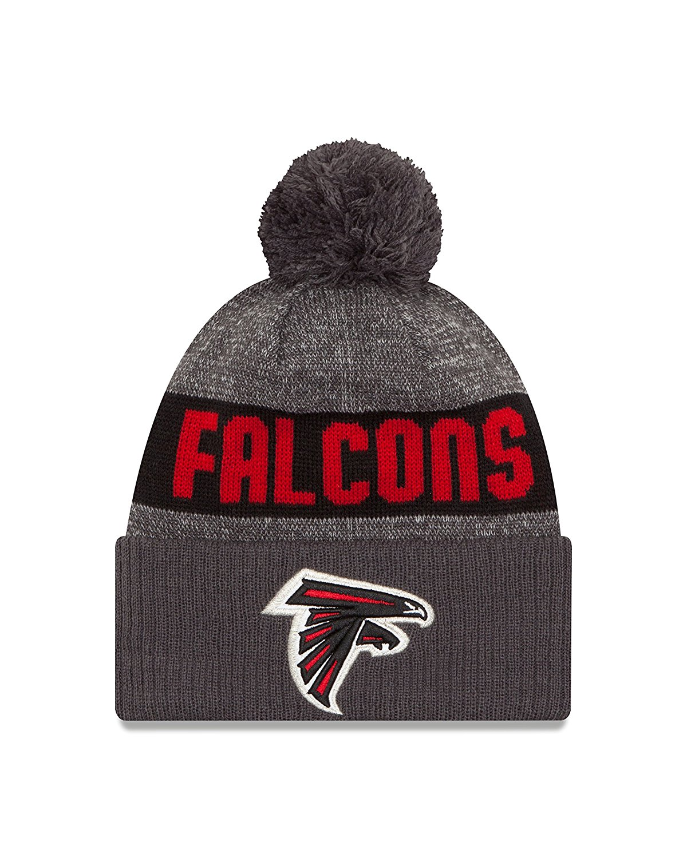 Get Quotations · NFL Atlanta Falcons 2016 Sport Knit Beanie 958e4eba5