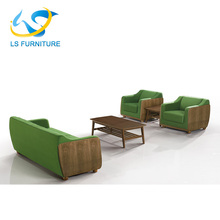 2017 Modern Dubai Office Sofa Furniture Pictures Wooden Sofa Furniture
