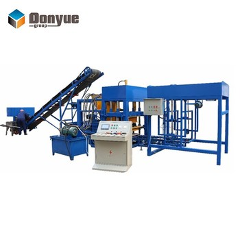 semi-automatic multifunctional concrete block making machine from block machine manufacturer with 20 years history