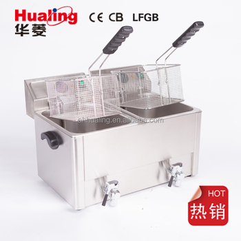 hualing KFC automatic deep fryer