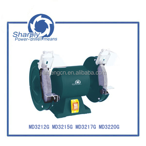tool and cutter grinder attachments MD3212G bench grinder(MD3212G),with 150w power 125mm wheel dia for OEM suuport