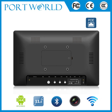 Custom manufacture 11 inch POE Android 4.4 very very cheap tablets