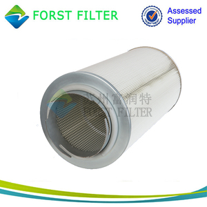 FORST Industrial Powder Paint Filter Manufacture
