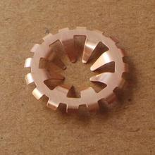 Beyond beryllium copper spring. our company can offer shielding and custom-engineered stampings