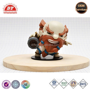 hot toys cheap product plastic miniatures for board games