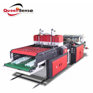 High Speed HDPE LDPE PE Nylon Polyethylene Plastic Bag Making Machine with  price / plastic carry bag making machine