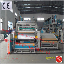 High output LLDPE 1500mm Stretch Film Extrusion Machine