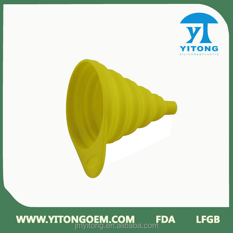 New hot products on the market silicone oil funnel buy from china