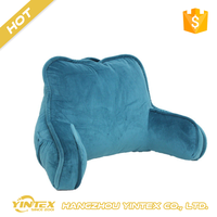 Newest Item wholesale back support reading pillow memory foam back cushion