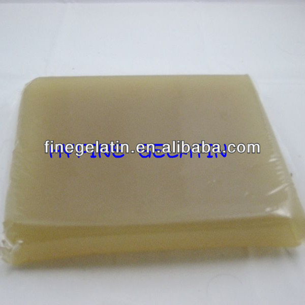 industrial grade jelly glue plant/animal jelly glue/hot melt glue