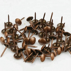 Decorative Various Upholstery Sofa Nails furniture tacks
