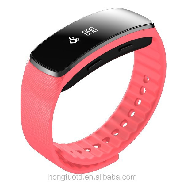 The latest bluetooth 4.0 wrist watch phone android with viewing messages