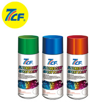7CF High Quality Free Sample Acrylic Multi- color Child Safe Aerosol Spray Paint