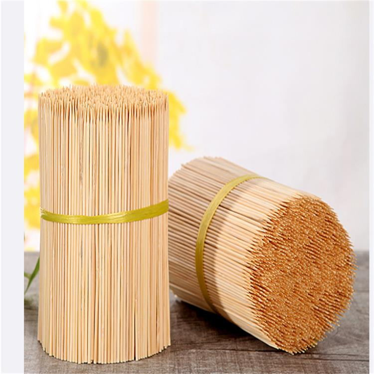 Best Price Bamboo Sticks Rotisserie BBQ Set For Charcoal BBQ