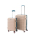 BUBULE China Suppliers 360 Degree Wheel 2 Piece Luggage Sets