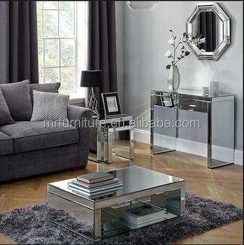 Full Mirror Living Room Tables Furniture Buy Beautiful Mirror Living Room F