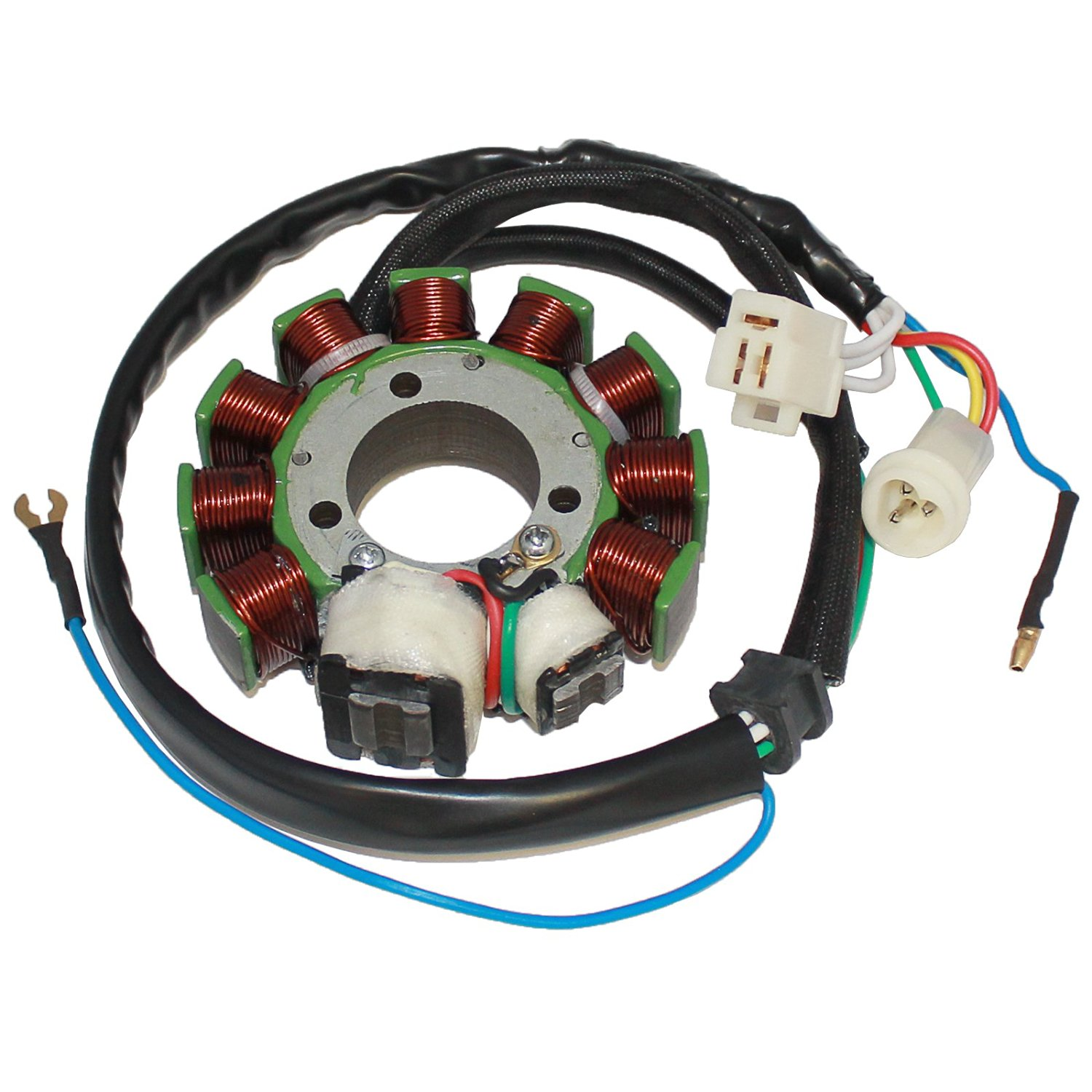 Cheap Xt225 Parts Find Deals On Line At Alibabacom Caltric Wiring Diagram Get Quotations Stator Fits Yamaha Serow 225 Xt 1992 2000