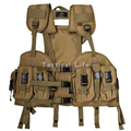 Airsoft Combat Tactical Molle Vest Military Army Paintball Shooting Camouflage Outdoor Hunting Protective Camo Police Vest