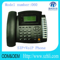 New wireless business phones for office IP phone suppoting SIP Protocol voip telephone