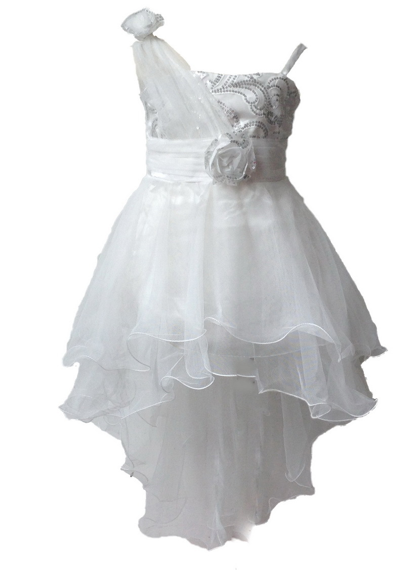 d751125220231 Get Quotations · Summer Girls Dress for wedding Formal Kids Lace Baby  Princess Bridesmaid Flower Girl Dresses Wedding Party
