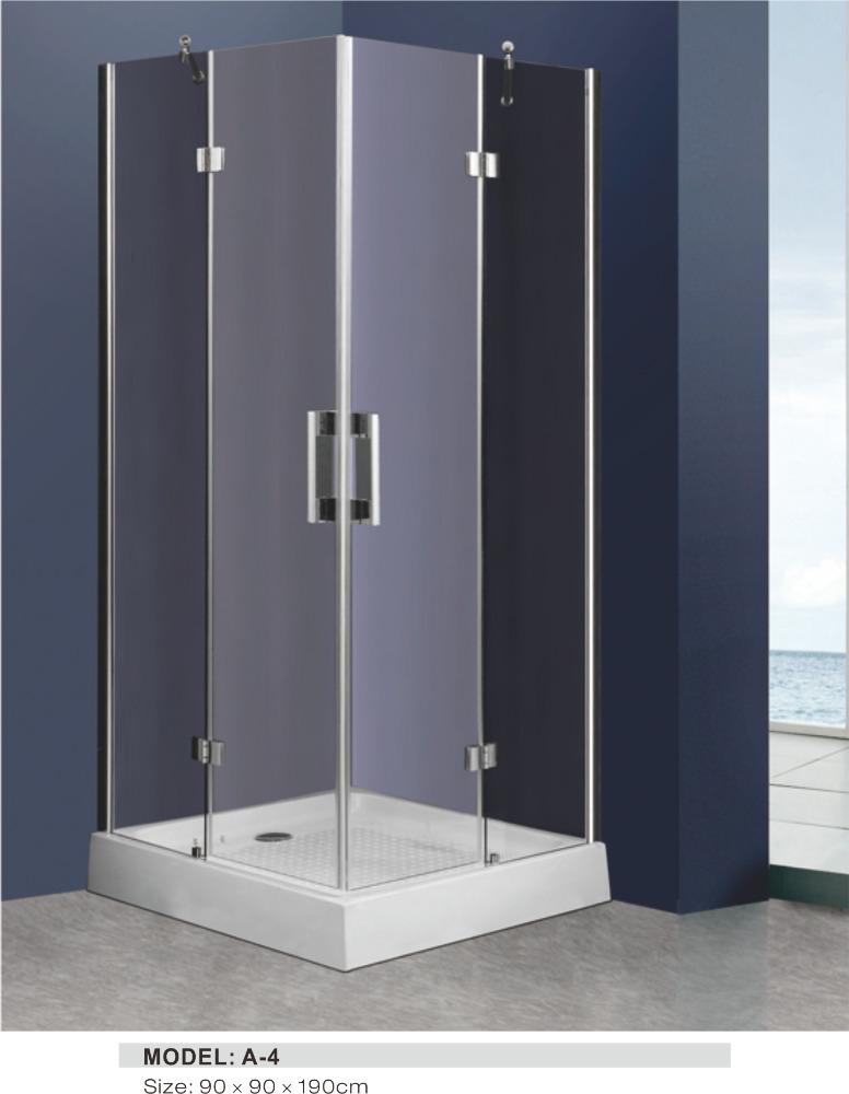 Cabine De Douche En Aluminium - Maison Design - Hosnya.com