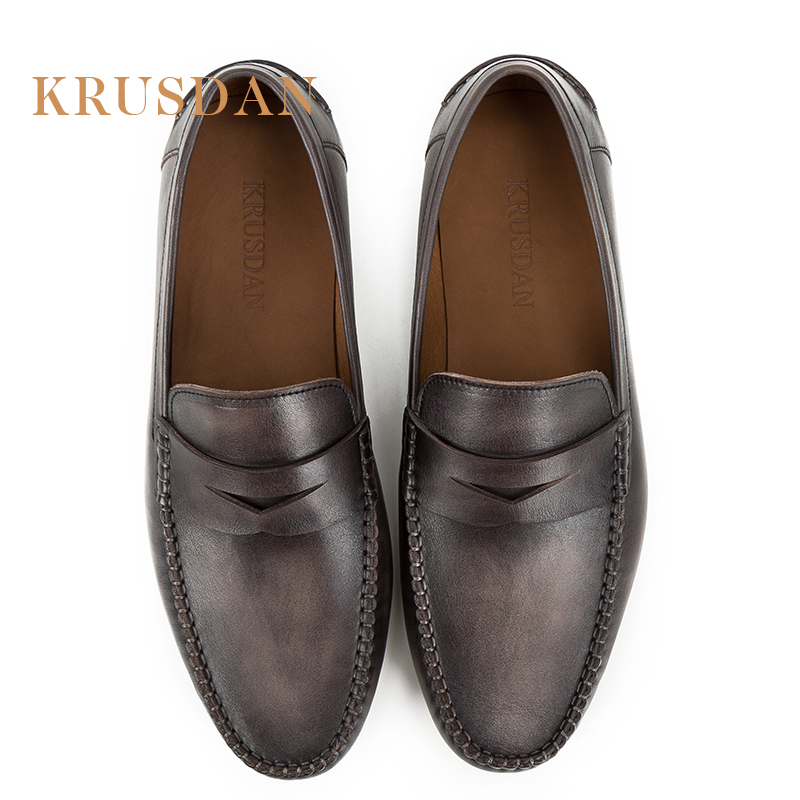 sole rubber leather brand with shoes design Italian handmade 7nFagw1