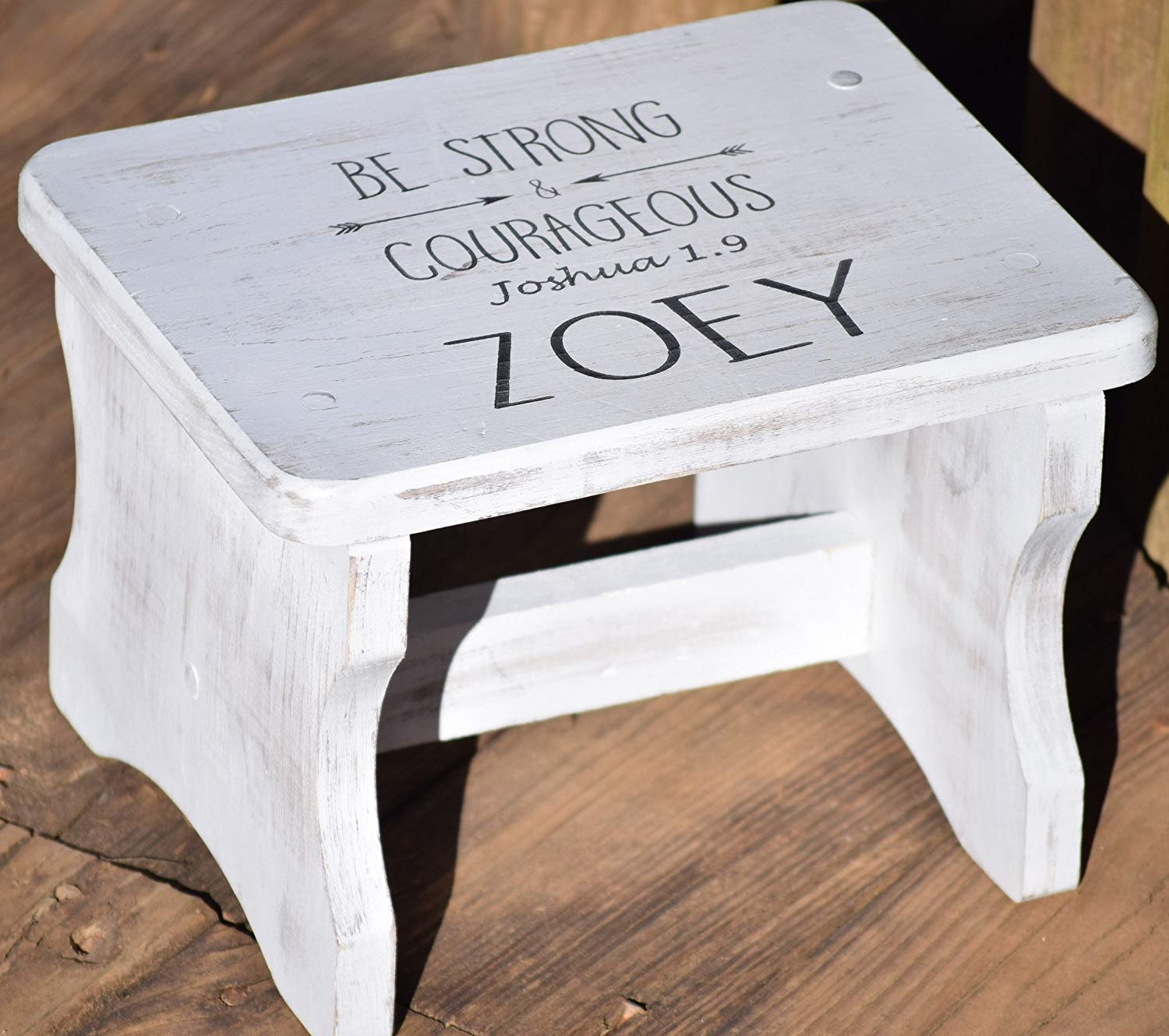 Peachy Cheap Personalized Wooden Step Stool Find Personalized Customarchery Wood Chair Design Ideas Customarcherynet