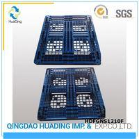 Single Deck Plastic Pallet Covers Plastic Manufacturers Association