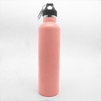 eco friendly double wall tumbler Customized vacuum insulated sports stainless steel bottle water