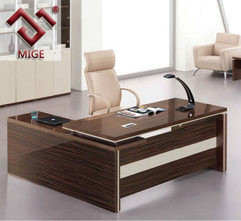 Exceptional Modern Wood L Shape Director Office Table Design Buy Director