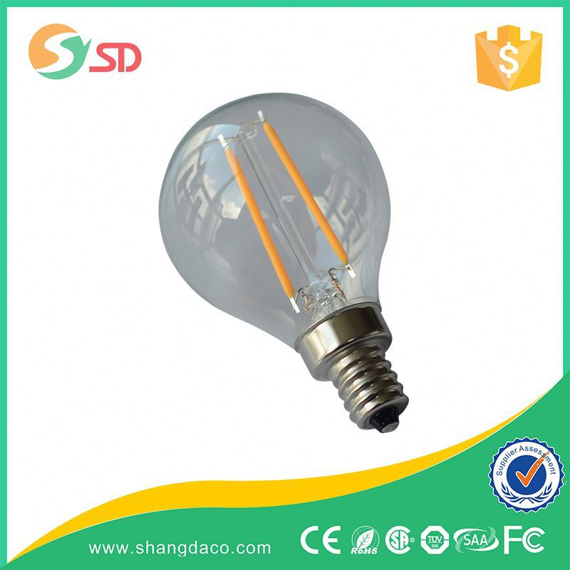 interior decoration Antique Bulb dimmable filament led bulb constant current driver