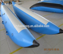 Good price inflatable raft fly fishing boat,special design inflatable pontoon pair inflatable boat for sale