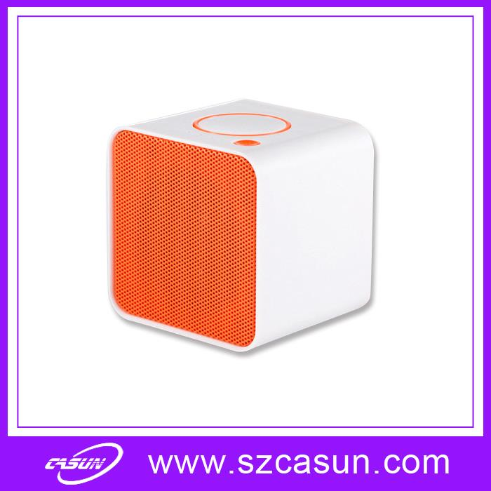 popular portable speaker with usb port For Promotional gift