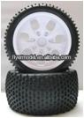 1/10 Redcat HSP Himoto Monster Truck Wheel Rims Tires