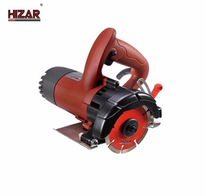 HIZAR H110MC3 Electric power tools small portable marble stone cutting machine in china