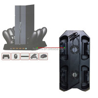 Multi Controller Charger & Console Charging Dock With Cooling Fan ...