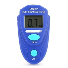 EM2271 Digital Paint Thickness Gauge Coating Meter Car Thickness Meter Tools