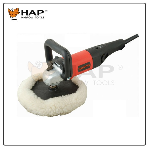 CE approved 950W Electric Car Polisher 180mm wheel