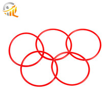 Factory wholesale red rubber viton ring o rings