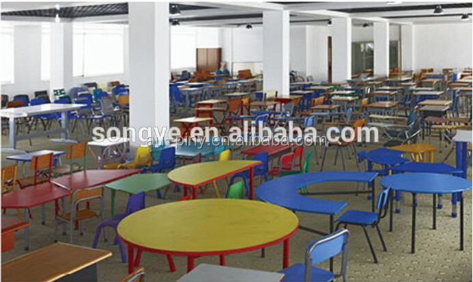 Ergonomic wooden classroom cheap student furniture for Affordable furniture for college students