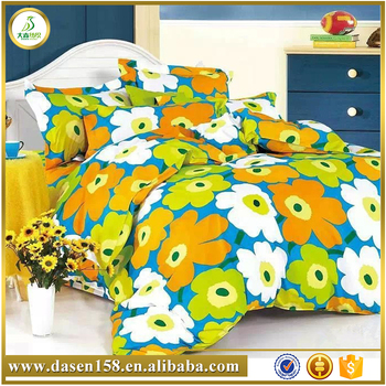Wholesale Printed Fabric High Quality China Super Soft Bed Sheet Fabric