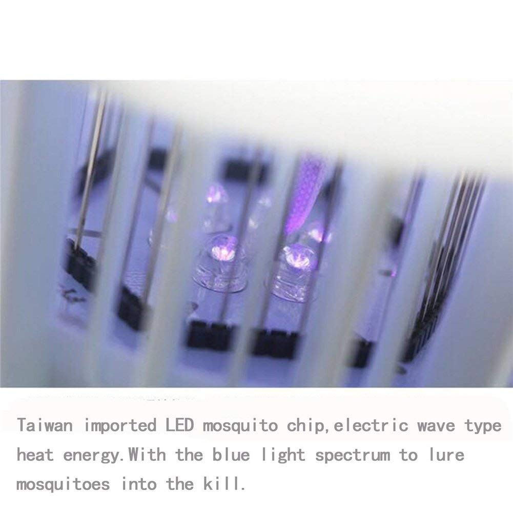 Cheap Anti Mosquito Sound Find Deals On Line At Killerelectric Killerinsect Killermosquito Get Quotations New 18w Led Bulb 1000lm Insect Fly Lure Kill Electronic 180 6500k