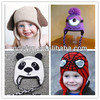 Free knitting patterns photography props baby hats costumes