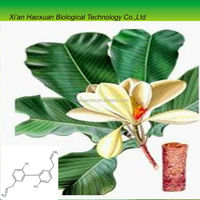 natural 2%-98% honokiol/magnolia bark extract magnolol cardiovascular