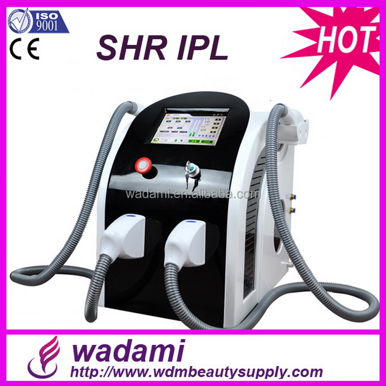 Top quality top sell salon use opt shr hair removal